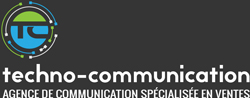 Techno-Communication Mobile Logo